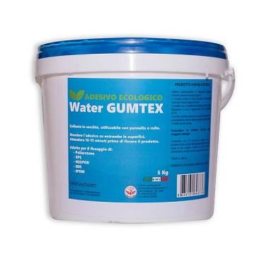 Water Gumtex - Adesivo ecologico in secchio