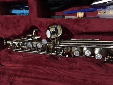 Sax soprano Ida Maria Grassi Prestige ss350