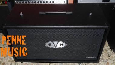 """EVH 5150 III 2X12 CABINET BLACK CASSA 2X12"""" 60 WATT 16 OHM"""