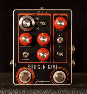 Zero Sum Game (Evil Filter Death By Audio)