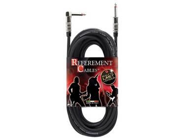Reference - Referement Cable GCR2-BK-JJR-6-PROLITE Angolare - Cavo per Chitarra