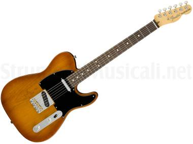 Fender American Performer Telecaster Rw Honey Burst - Chitarre Elettrica Honey Burst
