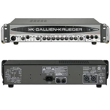 GALLIEN KRUEGER 700RB-II BASS HEAD TESTATA PER BASSO 480W