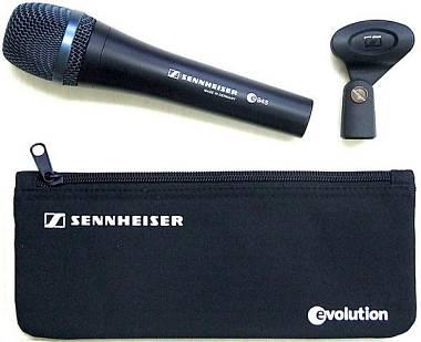 Sennheiser e945 - microfono dinamico super-cardioide per VOCE