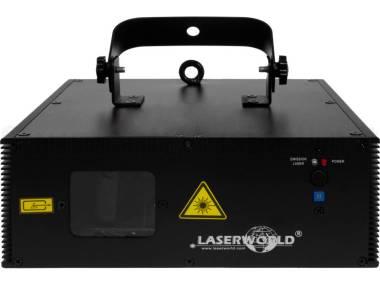 Laserworld El400rgb - Proiettore Laser Rgb 400mw