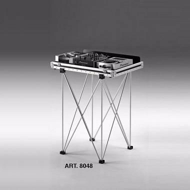 Struttura Supporto alluminio Valigie DJ AMABILIA prof.48,5cm H90cm
