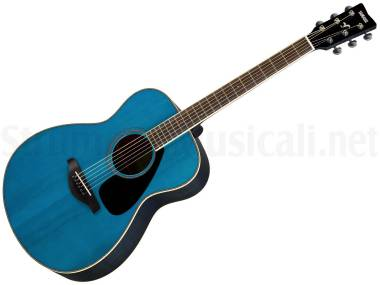 Yamaha Fs820 Turquoise - Chitarra Acustica Turchese