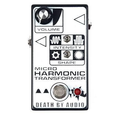 Death by Audio Micro Harmonic Transformer - IN PRONTA CONSEGNA!