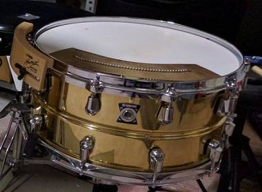 Yamaha absolute nouveau brass 14x7 made in japan