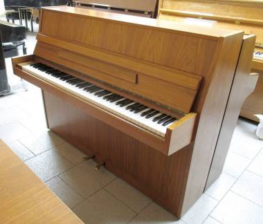 Nordiska Pianos pianoforte acustico verticale - 110 cm