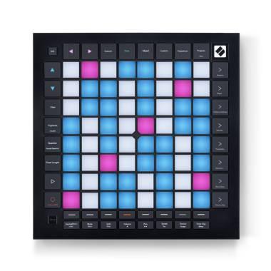 NOVATION LAUNCHPAD PRO MK3 CONTROLLER A GRIGLIA 8x8 PAD RGB PER ABLETON LIVE