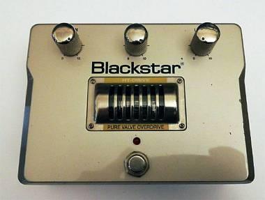 Blackstar HT Drive EFFETTO OVERDRIVE VALVOLARE A PEDALE PER CHITARRA