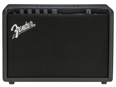 """Fender Mustang Gt40 - Amplificatore Con Modelli Digitali Wifi Per Chitarra Stereo 2x6.5"""" 40w"""