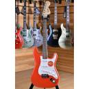 Squier (by Fender) Affinity Stratocaster Laurel Fingerboard Race Red