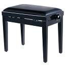 Soundsation - Panca pianoforte regolabile in legno Soundsation Black SBH100P-BK