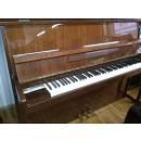 PIANOFORTE VERTICALE ALEXANDER HERMANN, TEDESCO NOCE LUCIDO