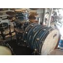 DRUM SOUND REBEL CUSTOM SHOP 4PZ URBAN DARK BLUE