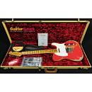 Fender Custom Shop Telecaster 52 Super Heavy Relic Fiesta Red Used Mint Condition