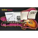 Gibson Les Paul Standard 59 Flametop Guitar Trader 1982 Ultra Rare Reissue Ex Collector Perfect Cond
