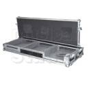 FLIGHT CASE PER DJ ST1000 CON RUOTE 33x31x9 misure interne