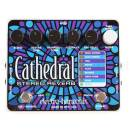Electro Harmonix Cathedral Stereo Reverb - Riverbero Digitale Stereo Con Tap Tempo