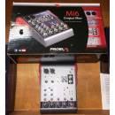 Proel Mi6 mixer seminuovo. spedito gratis