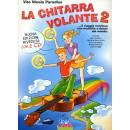 Edizioni musicali PARADISO LA CHITARRA VOLANTE VOL.2+CD -EC11455-