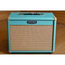 "Mesa Boogie Lone Star Cabinet Teal Bronco 19"""" 1x12 90W (Black Shadow Speaker)"