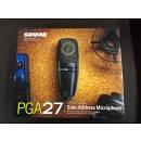 Shure PGA 27 Microfono Voce e Strumento Condensatore