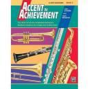 AAVV ACCENT ON ACHIEVEMENT SAX BOOK 2