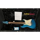 Suhr Classic Old Lake Placid Blue Matching Headstock 2007 Used Good Condition