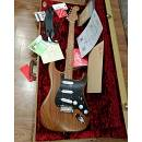 Fender FSR '56 Stratocaster Roasted Ash Limited Edition Natural - DISPONIBILE!