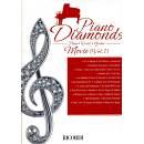 PIANO DIAMONDS MOVIE VOL 1 (PIANO, VOCAL, GUITAR) RICORDI EDITORE