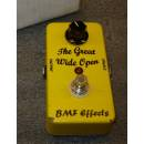 BMF Effects - The Big Wide Open Distortion - Usato