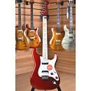 Squier (by Fender) Contemporary Stratocaster HH Dark Metallic Red