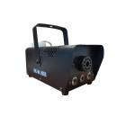 EXTREME FOG 400 AMBER MACCHINA DEL FUMO 400 WATT 3 LED COLORE AMBRA CONTROLLO MANUALE GITTATA 3 METR