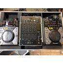 Consolle Dj PIONEER completa cdj-400 vestax pmc-280