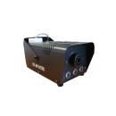 EXTREME FOG 400 NATURE MACCHINA DEL FUMO 400 WATT 3 LED COLORE VERDE CONTROLLO MANUALE GITTATA 3 MET