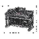 Medeli DP760 BK PIANO DIGITALE
