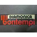 DIAMONICA ORGANO tastiera a bocca Bontempi anni 80 ORIGINALE