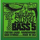 Ernie Ball REGULAR SLINKY BASS 45-130 CORDE PER BASSO 5 CORDE