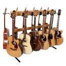 Espositore da terra in legno per 12 chitarre STRINGSWING mod.CC109A