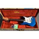 Fender American Vintage Fullerton Stratocaster 62 Lake Placid Blue 1983 AVRI Original Used Excellent