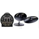 Paiste Black alpha Slipknot  PIATTI BATTERIA signature joey jordison