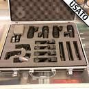 Kit Microfoni per Batteria Prodipe DR8