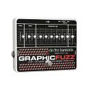 Electro Harmonix Graphic Fuzz - OVERDRIVE CON EQ GRAFICO 6 BANDE E SUSTAINER