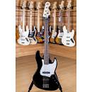 Squier (by Fender) Affinity Jazz Bass Rosewood Fingerboard Black