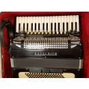 EXCELSIOR FISARMONICA 304 BC 96B 4/5 MUSETTE 11+3 MIDI-EL.