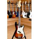 Fender American Professional 2017 Precision Bass Rosewood Fingerboard 3 Color Sunburst