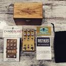 Chase Bliss Audio Brothers Analog Gainstage Boost Drive Fuzz - IN RIORDINO!
